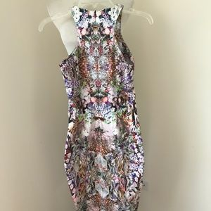 Zara dress floral new